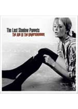 The Last Shadow Puppets - The Age of Understatement (Music CD)