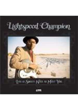 Lightspeed Champion - Life Is Sweet Nice To Meet You (Music CD)