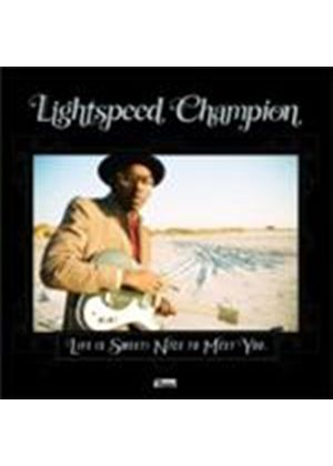 Lightspeed Champion - Life Is Sweet Nice To Meet You (Special Edition/+Bonus CD) (Music CD)