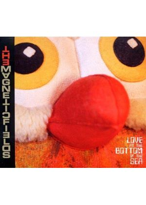 Magnetic Fields - Love At the Bottom of the Sea (Music CD)