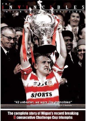 Wigan Rugby League Club-The Invincibles