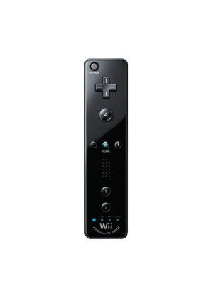 Wii Remote Plus - Black (Wii)