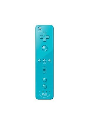 Wii Remote Plus - Blue (Wii)