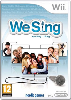 We Sing (Game Only) (Nintendo Wii)