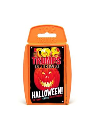 Top Trumps Halloween Card Game