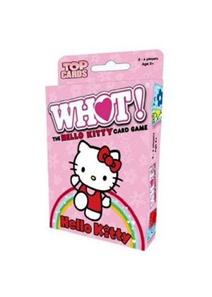 Hello Kitty Whot Top Cards