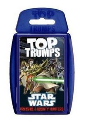 Top Trumps Clone Wars 3 - Rise of the Bounty Hunter