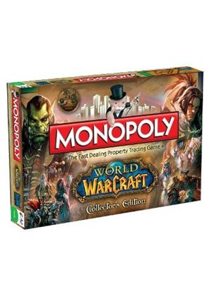 World of Warcraft Monopoly Board Game