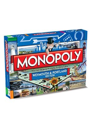 Monopoly Weymouth and Portland Board Game