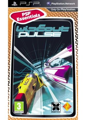 WipeOut Pulse (PSP Essentials) (PSP)