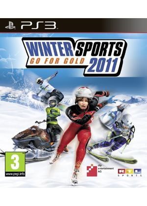 Winter Sports 2011 - Go For Gold (PS3)