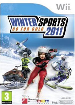 Winter Sports 2011 - Go For Gold (Wii)