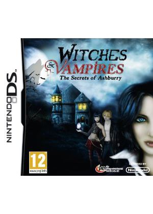 Witches & Vampires: Secrets of Ashburry (Nintendo DS)