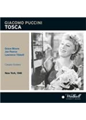 Puccini: Tosca (Met, 1946) (Music CD)