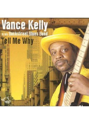 Vance Kelly - Tell Me Why (His Best 14 Songs) (Music CD)