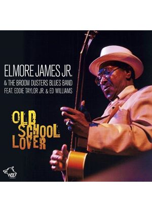 Elmore James, Jr. - Old School Lover (Music CD)