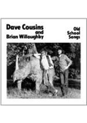 Brian Willoughby - Old School Songs (Music CD)