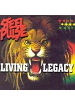 Steel Pulse - Living Legacy (Music CD)
