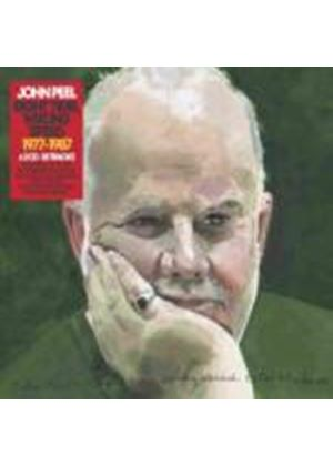 Various Artists - John Peel - Right Time Wrong Speed: 1977-1987 (Music CD)