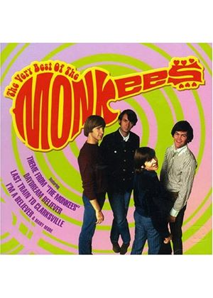 The Monkees - The Very Best Of... (Music CD)