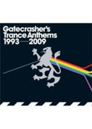 Various Artists - Gatecrasher Trance Anthems (1993-2009) (Music CD)