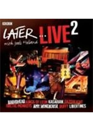Various Artists - Later... Live With Jools Holland Vol.2 (Music CD)