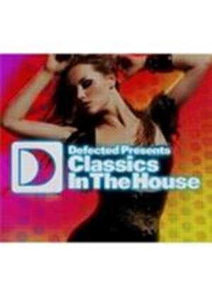 Various Artists - Defected Presents Classics In The House [Digipak] (3 CD) (Music CD)