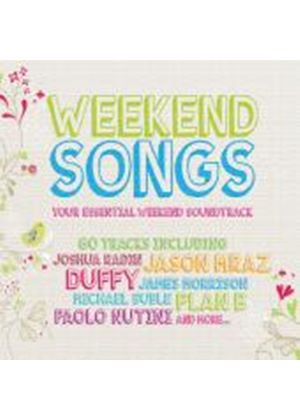 Various Artists - Weekend Songs: Your Essential Weekend Soundtrack (3 CD) (Music CD)