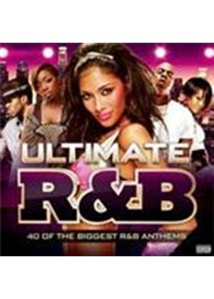 Various Artists - Ultimate R&B (Parental Advisory) [PA] (Music CD)