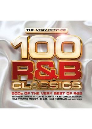 Various Artists - The Very Best of 100 R&B Classics (Music CD)