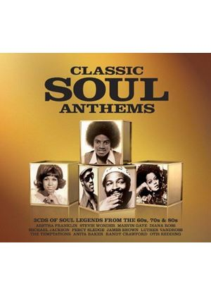 Various Artists - Classic Soul Anthems (Music CD)