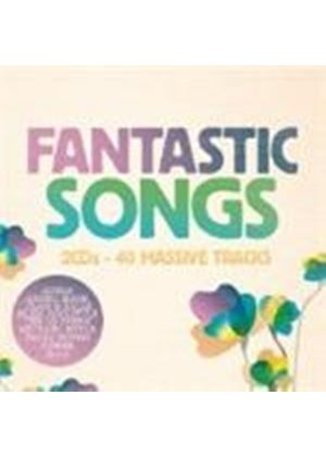 Various Artists - Fantastic Songs (Music CD)