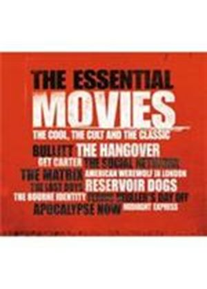 Various Artists - Essential Movies, The (Music CD)