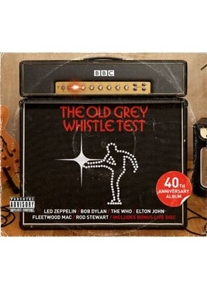 Various Artists - Old Grey Whistle Test 40th Anniversary, The (Music CD)