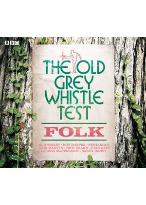 Various Artists - Old Grey Whistle Test Present Folk (Music CD)