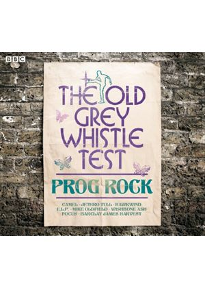 Various Artists - Old Grey Whistle Test Present Prog Rock (Music CD)