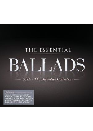 Various Artists - Essential Ballads (Music CD)