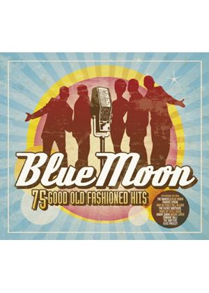 Various Artists - Blue Moon: 75 Good Old Fashioned Hits [Box set] (Music CD)