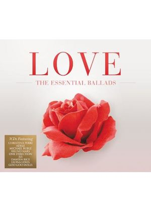 Various Artists - Love - The Essential Ballads (Music CD)
