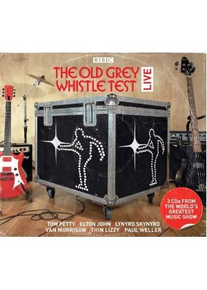 Various Artists - The Old Grey Whistle Test (Live) (Music CD)