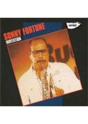 Sonny Fortune & Renee Rosnes/Kenny Davis/Ronnie Burrag - Invitation (Music CD)
