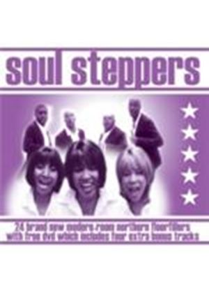 Various Artists - Soul Steppers (+DVD)