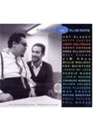 Various Artists - Douglas On Blue Note (Music CD)