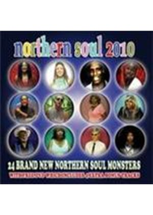 Various Artists - Northern Soul 2010 (+DVD)