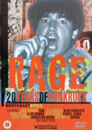 Rage - 20 Years Of Punk