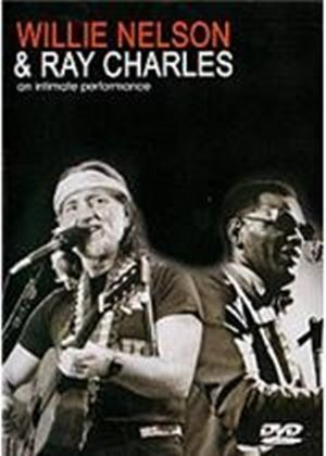 Willie Nelson And Ray Charles - A Unique And Intimate Performance
