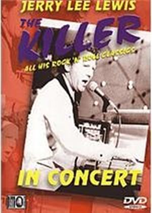 Jerry Lee Lewis - The Killer - In Concert
