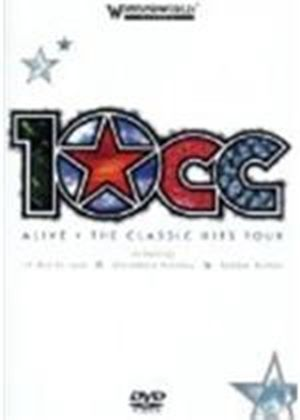 10CC - Live - The Classic Hits Tour