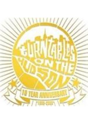 Various Artists - Turntables On The Hudson - 10 Year Anniversary (1998-2008) (Music CD)