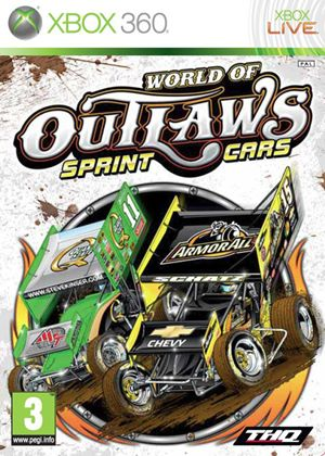 World of Outlaws Sprint Cars - (Xbox 360)